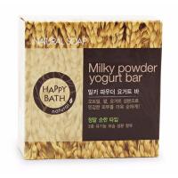 韩国 HAPPY BATH 谷物香皂 抗敏感 温和滋润 100g