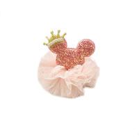 女童皇冠头饰公主韩式宝宝发夹小童边夹小女孩发卡发饰