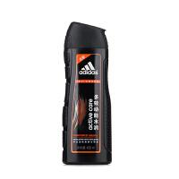 阿迪达斯(adidas) 男士洗发水 去屑洗发露 系列 清爽 去油 滋润发根 维他命 400ml