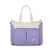 孕妇待产包单肩斜挎袋 妈咪包大容量妈妈包外出母婴包