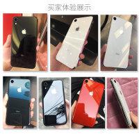 20190531092001251苹果xr手机壳钢化玻璃iphone网红ipxr镜面iponexr潮牌潮男ixr女款新