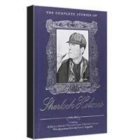 【现货】英文原版进口 福尔摩斯探案全集豪华精装收藏版(新版英版) Complete Sherlock Holmes 侦