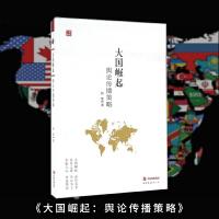 西安世图:大国崛起:舆论传播策略