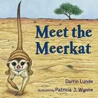 英文原版 Meet the Meerkat