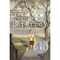 【现货】Paperboy 英文原版 报童 (又名:送报生的夏天) 纽伯瑞获奖小说 假期读物推荐