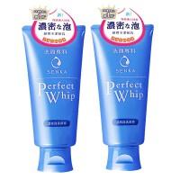 资生堂(Shiseido)洗颜专科洁面柔澈泡沫洁面乳专科洗面奶120g(2支装)新包装