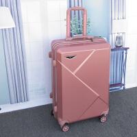 行李箱男潮万向轮28寸24个性ins小型密码旅行箱女复古拉杆箱