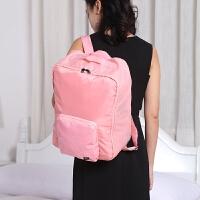 多功能旅行袋双肩背包大容量女轻便行李收纳包叠手提可套拉杆男 大