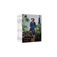 花视觉系列书6册生活要有花+365天+爱上自然风+带束花去见想见的人+生活要有花+明天我要嫁给你+开家店花艺书籍阳台种