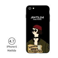 iphone7plus手机壳6splus个性创意情侣硅胶套6s潮牌6情侣7浮雕六