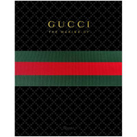 GUCCI: The Making Of 古驰传 时尚品牌发展史 原版服装设计书