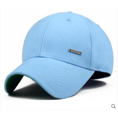 休闲纯色帽子男士棒球帽防晒帽太阳帽子女鸭舌嘻哈帽韩版潮遮阳帽子 品质保证,支持货到付款 ,售后无忧