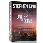 穹顶之下Under the Dome A Novel同名美剧 英文原版小说 斯皮尔伯格改编此小说 史蒂芬金小说 科幻作