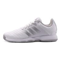 阿迪达斯Adidas DB1746网球鞋女鞋 室内训练羽毛球鞋比赛运动鞋