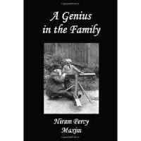 【预订】A Genius in the Family