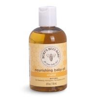 Burt s Bees小蜜蜂 婴儿油 润肤油 抚触油新生儿按摩油儿童护肤油