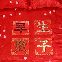 【支持礼品卡】结婚庆用品创意婚房布置婚礼新房装饰摆件喜庆早生贵子模板l8c