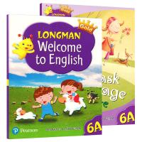 新版香港朗文小学英语教材 Longman Welcome to English 6A Gold 新版学生课本 6年级上学