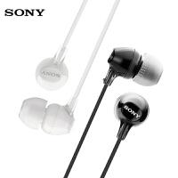Sony/索尼MDR-EX15LP入耳塞式有线运动耳机电脑学习氧气游戏小米手机英语听力游戏睡眠睡觉专用官方原装正品