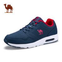 camel 骆驼运动鞋 秋款男女透气休闲时尚耐磨气垫鞋跑步鞋男鞋