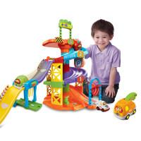 神奇轨道车玩具旋风轨道赛车小汽车儿童玩具车男孩 抖音 80-152718旋风轨道 无