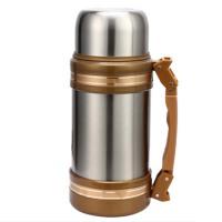 旅行车载家用暖水瓶户外保温杯不锈钢保温壶