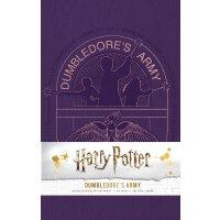 英文原版 哈利波特:邓布利多军横线笔记本 Harry Potter: Dumbledore's Army Hardco