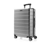 NTNL 多功能拉链哑光行李箱 8008