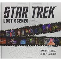 [现货]星际迷航:被剪掉的场景 英文原版 Star Trek: Lost Scenes 星际迷航 幕后场景