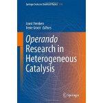 【预订】Operando Studies in Heterogeneous Catalysis 97833194443