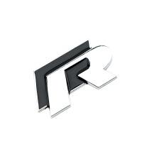 专用于大众中网改装R标Rline凌渡新途观L途安朗逸速腾CC高车标贴