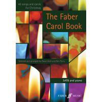【预订】The Faber Carol Book: Satb