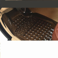 pvc软胶防水乳胶地垫四季 汽车透明防滑通用塑料脚垫SN1444