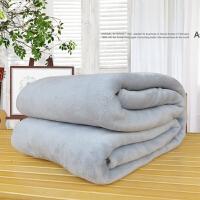 珊瑚绒毯休闲毯法莱绒毛毯床单空调毯1.2米1.5米1.8米2米