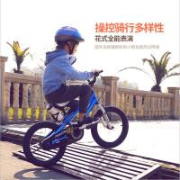 儿童自行车14/16/18寸单车 3-6-8岁公主脚踏车 6or