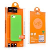 浩酷 iphone5s手机壳磨砂 透明 苹果5手机套 薄SE保护套软壳潮