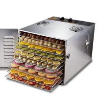 家用不锈钢干果机 宠物食品烘干机水果蔬菜脱水食物