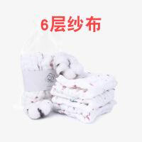 新生儿口水巾初生婴儿喂奶纯棉纱布毛巾儿童手绢方巾宝宝洗脸手帕