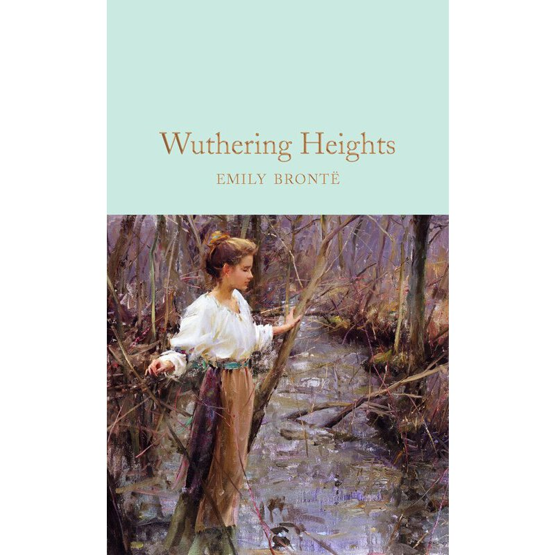 呼啸山庄 英文原版 Wuthering Heights( 货号:9781509827800)
