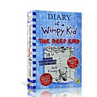 【全店300减100】英文原版 Diary of a Wimpy Kid 小屁孩日记15 儿童趣味幽默小说 小学生成长阅
