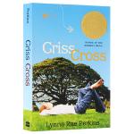 生命交叉点 英文原版 Criss Cross 纽伯瑞金奖作品 儿童文学 英文版青少年成长小说 青春梦幻 进口英语书籍正