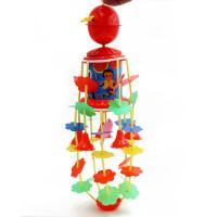 ?音乐旋转转乐婴儿玩具风铃发条床铃电动上弦吊琴摇铃儿童玩具?