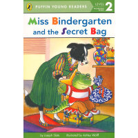 Miss Bindergarten and the Secret Bag(Puffin Young Reader, L