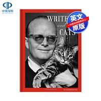 英文原版 作家和他们的猫 英文原版 Writers and Their Cats 精装 猫咪趣事 马克吐温 村上春树