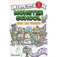 Monster School: First Day Frights 怪物学校:上学天