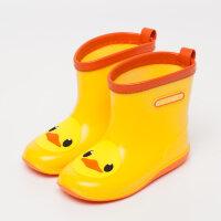 春夏宝宝雨靴四季男童水鞋小童胶鞋女童防滑套鞋小孩儿童雨鞋