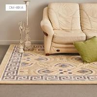 地毯客厅定制地毯美式地毯现代简约北欧地毯家用卧室床边满铺地毯 DM-891A
