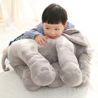 卡通大象毛绒玩具公仔婴儿陪睡抱枕小象玩偶布娃娃礼物生日女生