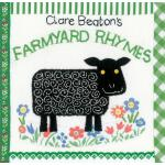 【预订】Clare Beaton's Farmyard Rhymes