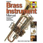【预订】Brass Instrument Manual: How to Buy, Maintain and Set U
